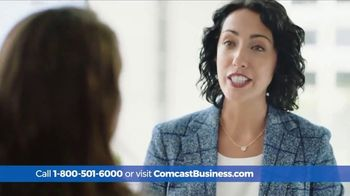 Comcast Business TV Spot, 'Connected: Speed Upgrade' - Thumbnail 4