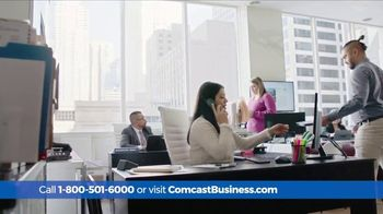 Comcast Business TV Spot, 'Connected: Speed Upgrade' - Thumbnail 5