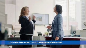 Comcast Business TV Spot, 'Connected: Speed Upgrade' - Thumbnail 7