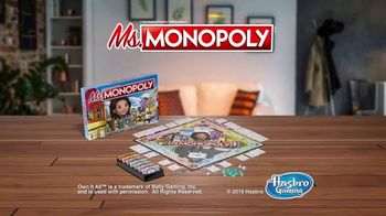 Ms. Monopoly TV Spot, 'Changing the World' - Thumbnail 10