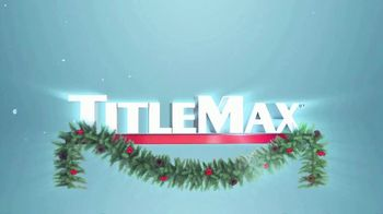 TitleMax TV Spot, 'The Holiday Cash You Need' - Thumbnail 1