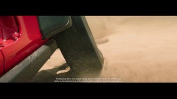Jeep Gladiator TV Spot, 'Seats: Snow' Song by Zayde Wolf [T1] - Thumbnail 2