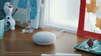 Google Home Mini TV Spot, 'Frozen 2: Part of Your Family: $25' - Thumbnail 1