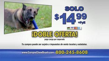 Chewbrush TV Spot, 'Doble oferta' [Spanish] - Thumbnail 9