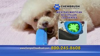 Chewbrush TV Spot, 'Doble oferta' [Spanish]