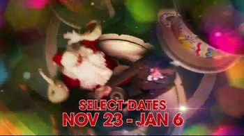 Six Flags Holiday in the Park TV Spot, 'Millions of Lights' - Thumbnail 4