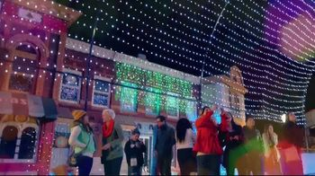 Six Flags Holiday in the Park TV Spot, 'Millions of Lights' - Thumbnail 5