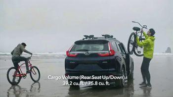 2019 Honda CR-V TV Spot, 'Life is Better: Cannon Beach' [T2] - Thumbnail 3