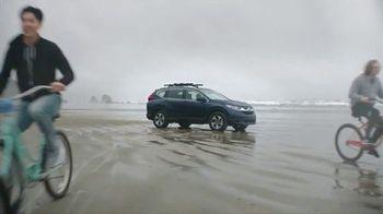 2019 Honda CR-V TV Spot, 'Life is Better: Cannon Beach' [T2] - Thumbnail 4