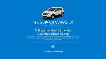 2019 Honda CR-V TV Spot, 'Life is Better: Cannon Beach' [T2] - Thumbnail 8