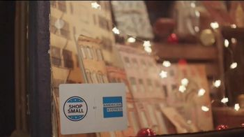 American Express TV Spot, 'Small Business Saturday: Support Local Gift Shops' - Thumbnail 1