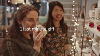 American Express TV Spot, 'Small Business Saturday: Support Local Gift Shops' - Thumbnail 4
