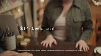 American Express TV Spot, 'Small Business Saturday: Support Local Gift Shops' - Thumbnail 6