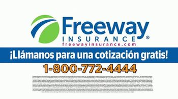 Freeway Insurance TV Spot, 'Seguro de auto' [Spanish] - Thumbnail 7