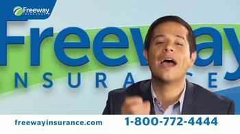Freeway Insurance TV Spot, 'Seguro de auto' [Spanish] - Thumbnail 6
