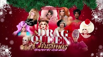 Murray & Peter Present A Drag Queen Christmas TV Spot, '2019 The Naughty Tour' Featuring Nina West - 11 commercial airings
