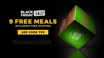 HelloFresh Black Friday Sale TV Spot, 'The Trindle Family: Nine Free Meals' - Thumbnail 8