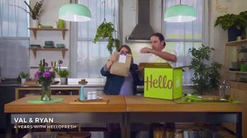 HelloFresh Black Friday Sale TV Spot, 'The Trindle Family: Nine Free Meals' - Thumbnail 2