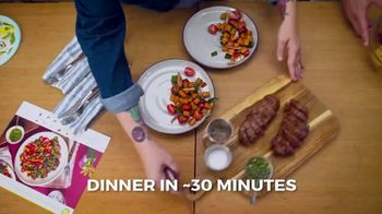 HelloFresh Black Friday Sale TV Spot, 'The Trindle Family: Nine Free Meals' - Thumbnail 5