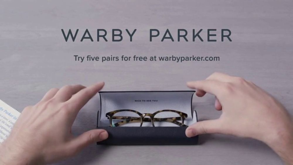 Warby Parker TV Commercial, 'Final Voyage'
