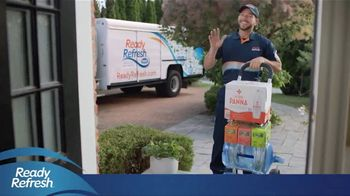Ready Refresh Bottled Water Delivery TV Spot, 'Zephyrhills: Hydration Without the Hassle' - Thumbnail 6