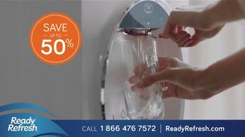 Ready Refresh Bottled Water Delivery TV Spot, 'Zephyrhills: Hydration Without the Hassle' - Thumbnail 9