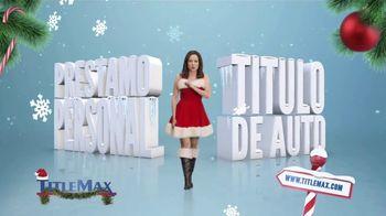 TitleMax TV Spot, 'Dinero para la Navidad' [Spanish] - Thumbnail 1