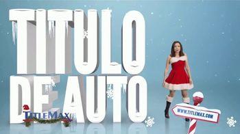 TitleMax TV Spot, 'Dinero para la Navidad' [Spanish]