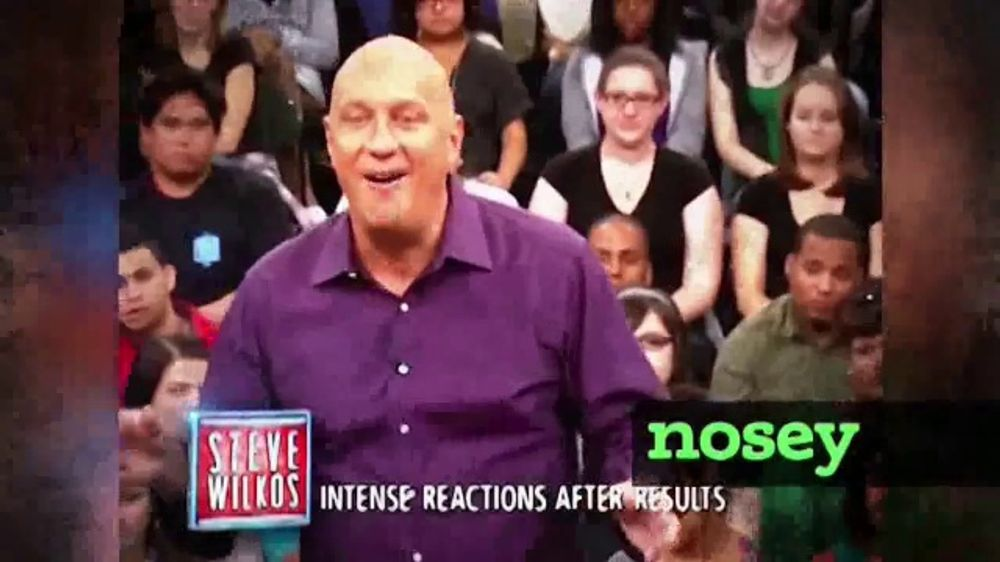 Nosey TV Commercial, 'The Best: Maury, Steve and Jerry'