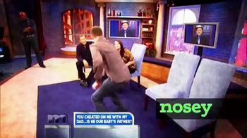 Nosey TV Spot, 'The Best: Maury, Steve and Jerry' - Thumbnail 5