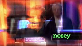 Nosey TV Spot, 'The Best: Maury, Steve and Jerry' - Thumbnail 6