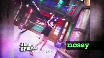 Nosey TV Spot, 'The Best: Maury, Steve and Jerry' - Thumbnail 8