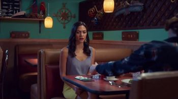Jack in the Box White Cheddar Cheeseburger Combo TV Spot, 'La cita' [Spanish] - 23 commercial airings