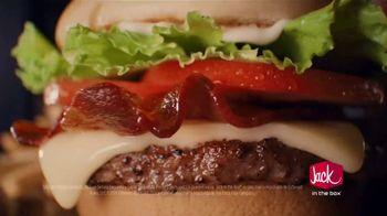 Jack in the Box White Cheddar Cheeseburger Combo TV Spot, 'La cita' [Spanish] - Thumbnail 7