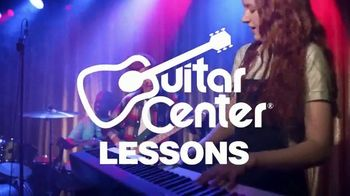 Guitar Center Lessons TV Spot, 'Learn to Play'