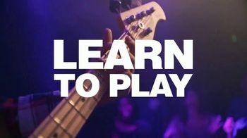 Guitar Center Lessons TV Spot, 'Learn to Play' - Thumbnail 9