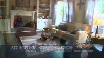 50 Floor TV Spot, '60 Percent Off in November' - Thumbnail 6