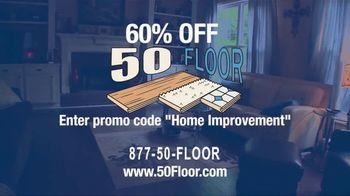 50 Floor TV Spot, '60 Percent Off in November' - Thumbnail 7