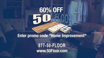 50 Floor TV Spot, '60 Percent Off in November' - Thumbnail 8