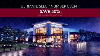 Ultimate Sleep Number Event TV Spot, 'Adjust Your Comfort: 50 Percent Off' Featuring Dak Prescott - Thumbnail 9