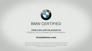 BMW Certified TV Spot, 'Special Delivery, Part 1' [T2] - Thumbnail 10