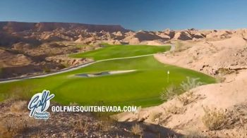 Golf Mesquite Nevada TV Spot, 'Come Play Golf in Mesquite' - Thumbnail 5
