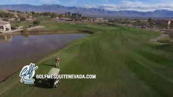 Golf Mesquite Nevada TV Spot, 'Come Play Golf in Mesquite' - Thumbnail 6