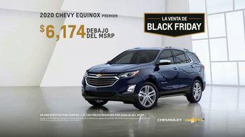 Chevrolet Venta de Black Friday TV Spot, 'Mucho que amar' [Spanish] [T2] - Thumbnail 9