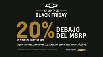 Chevrolet Venta de Black Friday TV Spot, 'Mucho que amar' [Spanish] [T2] - Thumbnail 7
