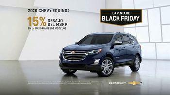 Chevrolet Venta de Black Friday TV Spot, 'Mucho que amar' [Spanish] [T2] - Thumbnail 8