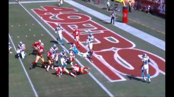 NFL TV Spot, 'Wedge Block' - 135 commercial airings