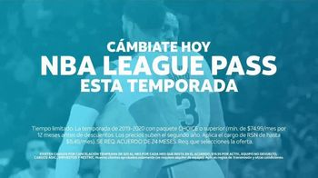 DIRECTV NBA League Pass TV Spot, 'Camiseta' [Spanish] - Thumbnail 7