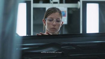Volkswagen Sign Then Drive Event TV Spot, \'Brittany: The People Behind the Car\' [T2]
