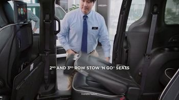 Chrysler Black Friday Sales Event TV Spot, 'Van Family With Employee Pricing' [T2] - Thumbnail 5